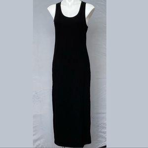 Calvin Klein Tank Maxi Dress Black